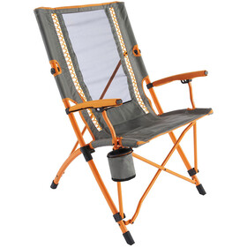 Coleman Bungee Chair, orange